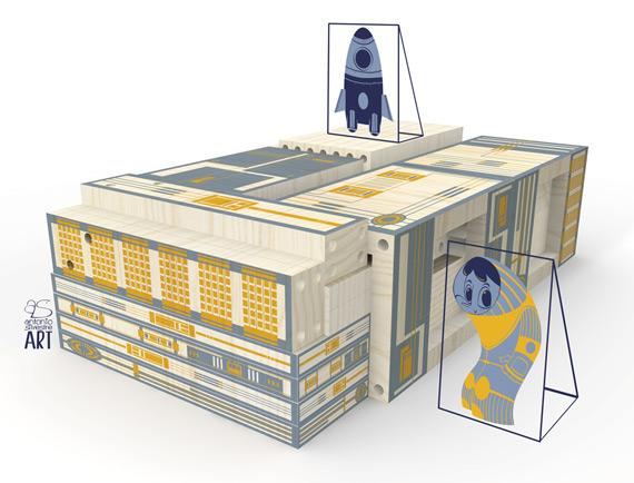 Astro Builders Aplicación
