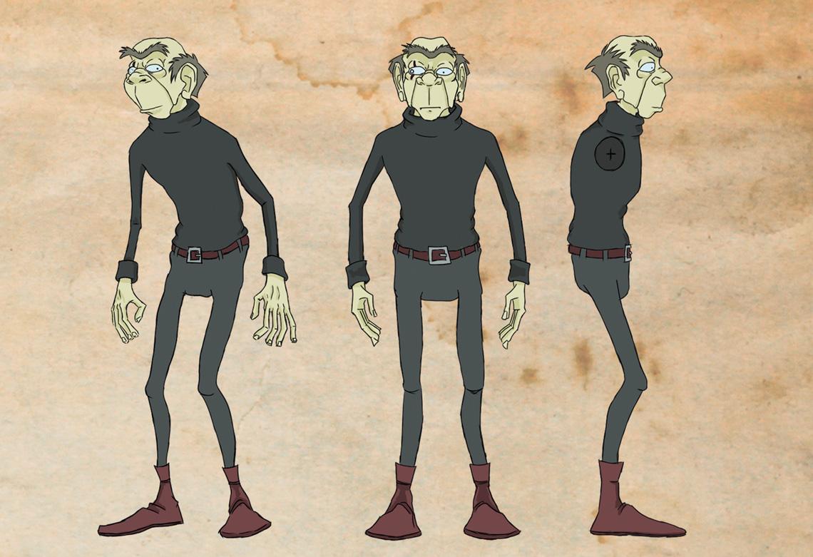 Clarice Personaje2