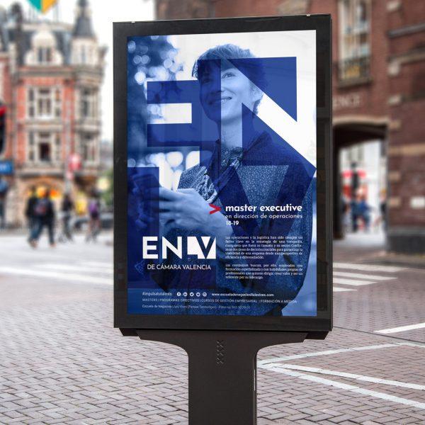ENLV Cartel nueva marca