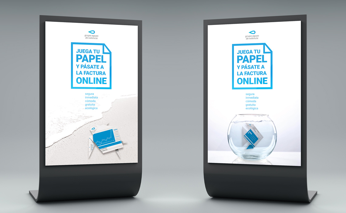Factura Online campaña
